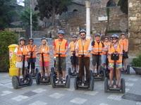 Malaga Shore Excursion: City Segway Tour Photos