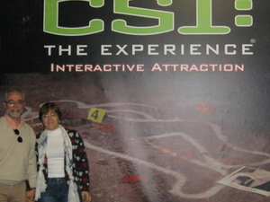 CSI: The Experience Photos