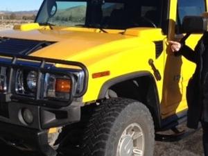 Desert Safari Hummer  Adventure Tour Photos