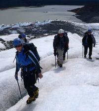 Mendenhall Glacier Trek and Climb Photos