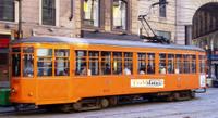 Milan Hop-On Hop-Off Tour by Vintage Tram with LeonardoCard Photos