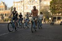 Mumbai Bike Tour Photos