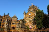Mumbai in Motion: Mumbai Sightseeing Tour by Public Transportation Photos