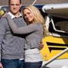 New Orleans VIP Sightseeing Flight Including Champagne and Chocolates or Wine and Cheese