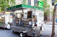 New York City Gourmet Food Cart Walking Tour Photos