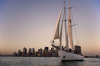 New York Sailboat Cruise with Wine, Cheese and Charcuterie Photos