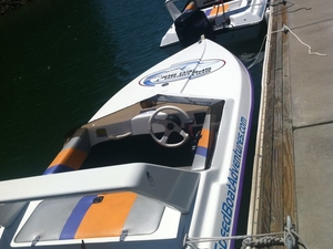 San Diego Harbor Speed Boat Adventure  Photos