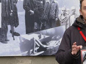 Sachsenhausen Concentration Camp Memorial Walking Tour Photos