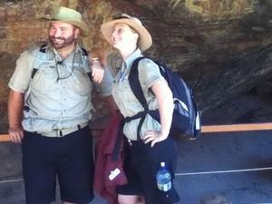 Uluru Base Walk at Sunrise Photos