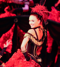 Paris Paradis Latin: New Year's Eve Dinner and Show Photos