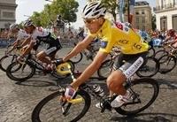 Paris Tour de France Bike Ride Photos