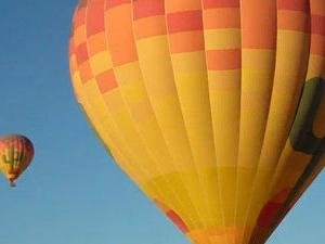 Phoenix Hot Air Balloon Ride Photos