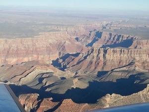 Grand Canyon National Park Aerial Tour from Sedona Photos