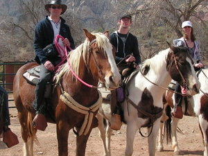 Morning Maverick Horseback Ride with Breakfast Photos