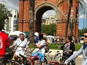 Barcelona Half-Day Bike Tour Photos