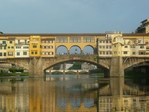 Florence River Cruise on a Traditional Barchetto Photos