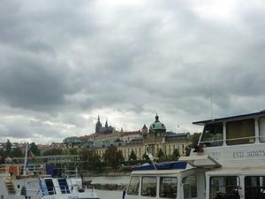 Prague Vltava River Afternoon Tea Cruise Photos
