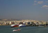 Private Arrival Transfer: Piraeus Cruise Port to Central Athens Photos