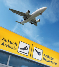 Private Arrival Transfer: Hamburg Airport to Hotel Photos