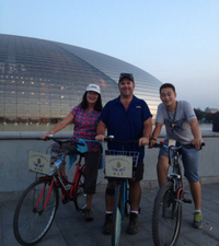Private Beijing Bike Tour at Night Photos