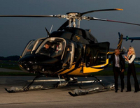 Private Helicopter Transfer from New York Airports to Lower Manhattan Photos