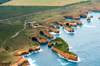 Private Tour: Great Ocean Road Helicopter Tour from Melbourne Photos