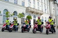 Private Tour: Warsaw City Highlights Scooter Tour Photos