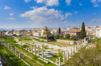 Private Walking Tour: Ancient Agora, Plaka and Monastiraki monuments Photos