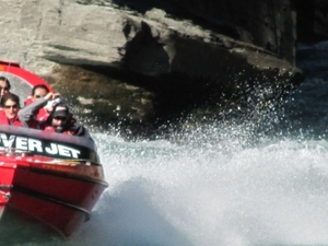 Queenstown Triple Challenge (Jet Boat Ride, Helicopter and White Water Rafting) Photos