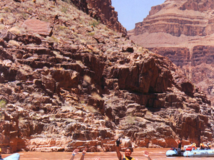 Self Drive One Day Grand Canyon White Water Rafting Tour Photos