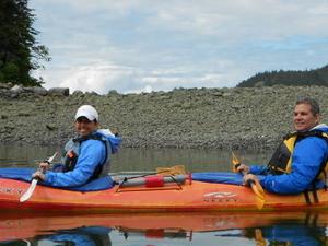 Juneau Shore Excursion: Tongass Wildlife Kayaking Adventure Photos