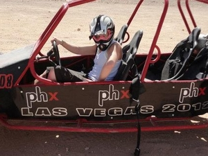 Mini Baja Buggy Half-Day Tour from Las Vegas Photos