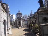 Recoleta Afternoon Walking Tour Photos