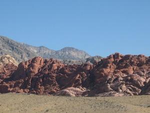 Red Rock Canyon Hummer Adventure Tour Photos