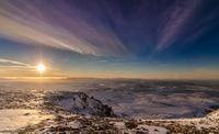 Reykjavik Helicopter Tour: Mt Esja Summit Photos