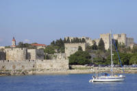 Rhodes Shore Excursion: Private Lindos and Rhodes Old Town Tour Photos