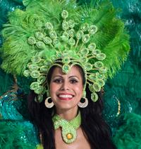 Rio de Janeiro Shore Excursion: Plataforma Samba Show Photos