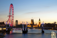River Thames Sunset Sightseeing Cruise Photos