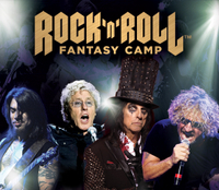 Rock 'n' Roll Fantasy Camp in Las Vegas Photos
