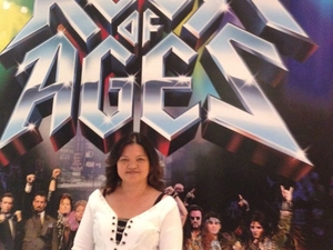 Rock of Ages at the Venetian Hotel and Casino Photos