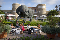 Rome Shopping Tour: Castel Romano Designer Outlet Photos
