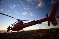 Rotorua City Helicopter Flight Photos
