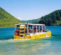 Rotorua Duck Tours - City and Lakes Tour Photos