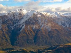Mount Cook to Wanaka Tour Photos