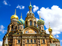 Russian Art Walking Tour of St Petersburg: Church of the Saviour on Spilled Blood and the Russian Museum Photos