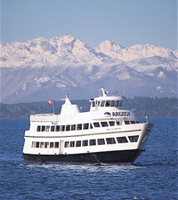 Seattle Lunch Cruise: A Taste of History on Elliott Bay Photos