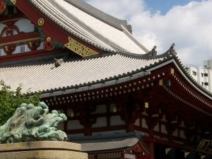 Tokyo Morning Tour: Meiji Shrine, Senso-ji Temple and Ginza Shopping District Photos