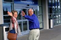 Shared Departure Transfer: Florence Hotels to Pisa Airport Photos