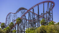 Six Flags Magic Mountain Day Trip from Los Angeles  Photos