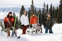 Ski or Snowboard Day Trip from New York City Photos